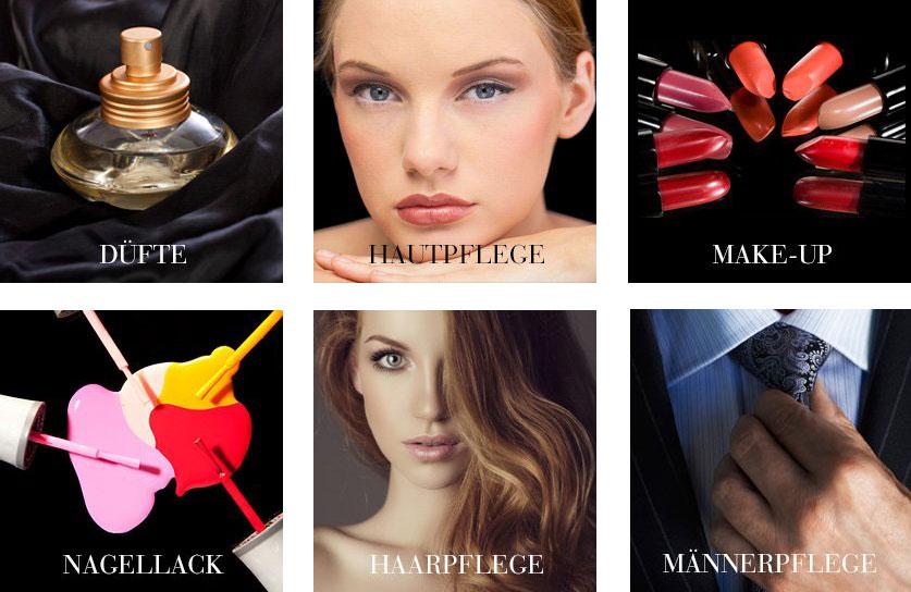 Alle Premium Beauty Kategorien