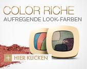 Color Riche Lidschatten