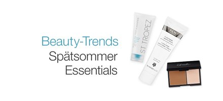 Beauty-Trends August