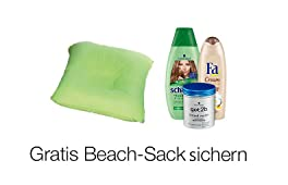 Gratis Beach-Sack