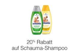 20% Rabatt auf Schauma Limited Editions