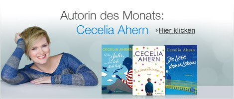 Autor des Monats: Cecelia Ahern