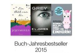 Buch-Jahresbestseller 2015