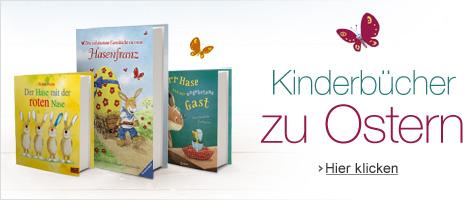Kinderbücher zu Ostern