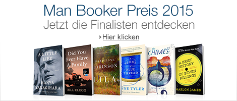 Man Booker Preis 2015