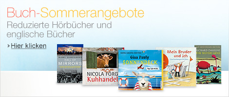Buch-Sommerangebote