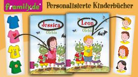 Personalisiertes Olchi Buch