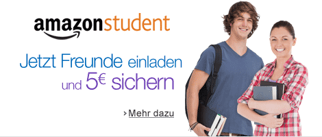 Amazon Student Referral Program