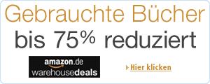 Gebrauchte B�cher bei Amazon Warehousedeals