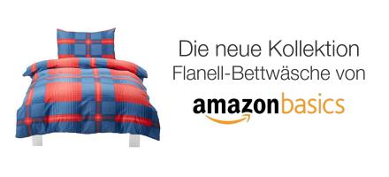 AmazonBasics Flanell-Kollektion