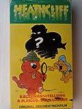 Heathcliff - Katzenausstellung & Mango,der Komiker