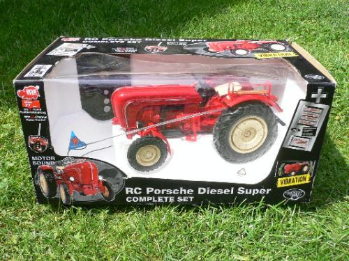 Dickie rc porsche diesel super ferngesteuerter
