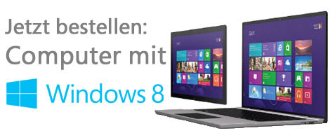 Windows 8 Computer