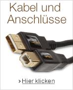 Drucker-Kabel und Anschlüsse