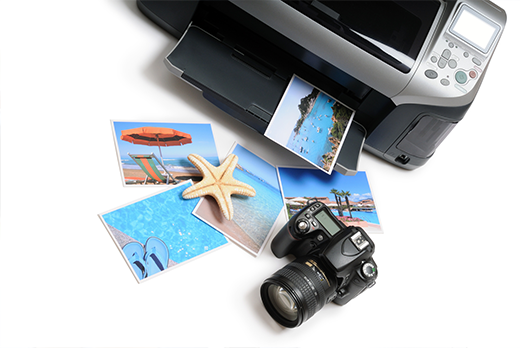 Tintenstrahl-Fotodrucker