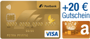 Postbank VISA Card GOLD