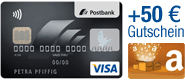 Postbank VISA Card PLATINUM