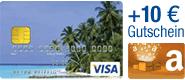 Postbank VISA Motiv Karte