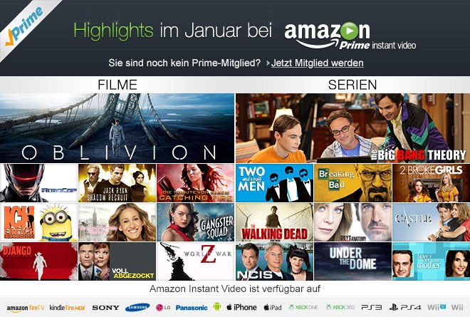 Highlights im Januar