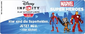 Disney Infinity Marvel Starter Set