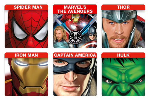marvel6pack
