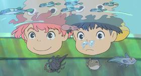 Ponyo - Das grosse Abenteuer am Meer
