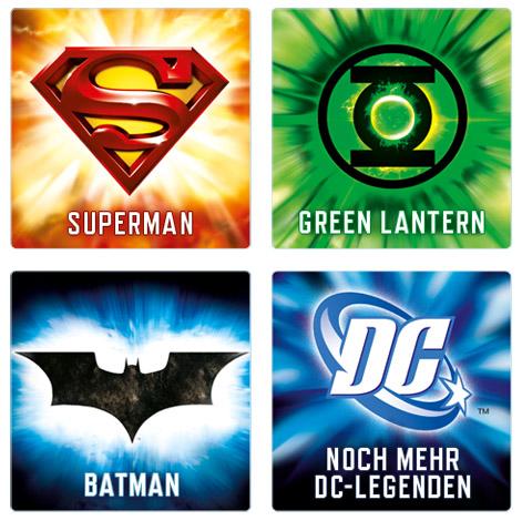 DC Universe Helden