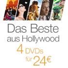 Fox: 4 DVDs für 24 EUR