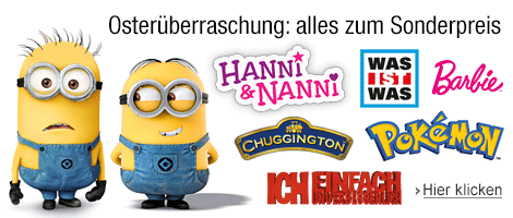 Kindertitel zu Ostern