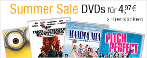 Universal Pictures Summer Sale