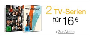 2 TV Serien f�r 16 EUR