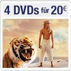 2 DVDs f�r 20 EUR