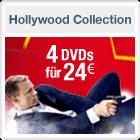 4 DVDs f�r 24 EUR