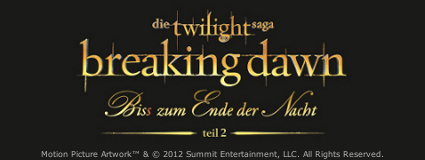 Breaking Dawn Teil 2