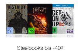DVD & Blu-ray: 3D Blu-rays reduziert