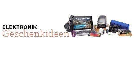 Amazon's Elektronik-Geschenkefinder
