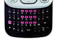 Ausziehbare QWERTZ-Tastatur