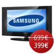 Samsung 32-Zoll HD-Ready LCD-Fernseher