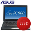 Asus Eee PC 900A-BF 8,9 Zoll WVGA Netbook