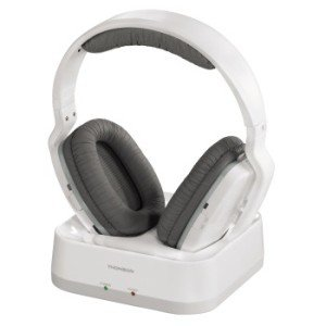Funk-Kopfhörer mit Ladestation