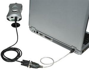 USB auf Seirell Konverter