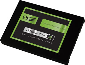 OCZ Agility 3 SATA III SSD