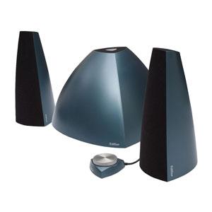 Edifier Speaker E3350 R3 Blau in Geamtansicht