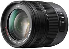 Panasonic H-VS014140E Superzoom-Objektiv Lumix G Vario F4.0-5.8/14-140 mm (28-280 mm KB) / OIS schwarz