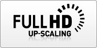 Full HD Upscaling