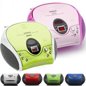 lenco scd 24 stereo ukw radio mit cd player und. Black Bedroom Furniture Sets. Home Design Ideas