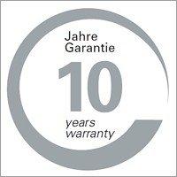 10 Jahre CULLMANN Garantie auf die NANOMAX Serie