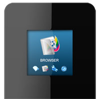 FANTEC MM-FHDL + WiFi 1,5TB Farbdisplay