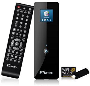 FANTEC MM-FHDL + WiFi 1,5TB