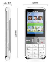 B002KCO6KQ 05 Nokia C5 Özellikleri Nokıa Cep Telefonları Nokia C 5 Cep Telefon Özellikleri C5 Nokia Özellikleri